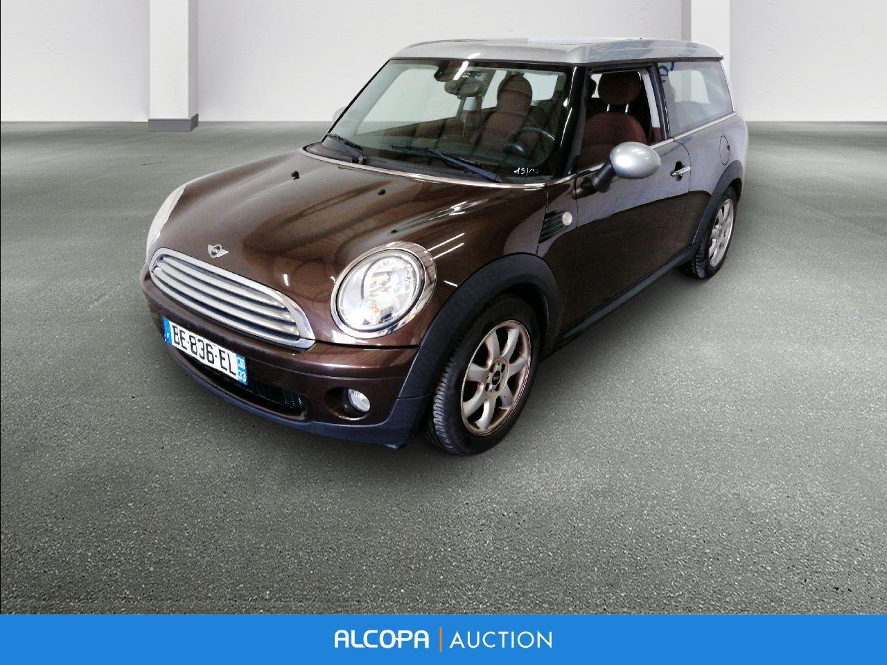 Mini Mini Clubman R55 Mini Clubman 16i 120 Cooper Alcopa Auction