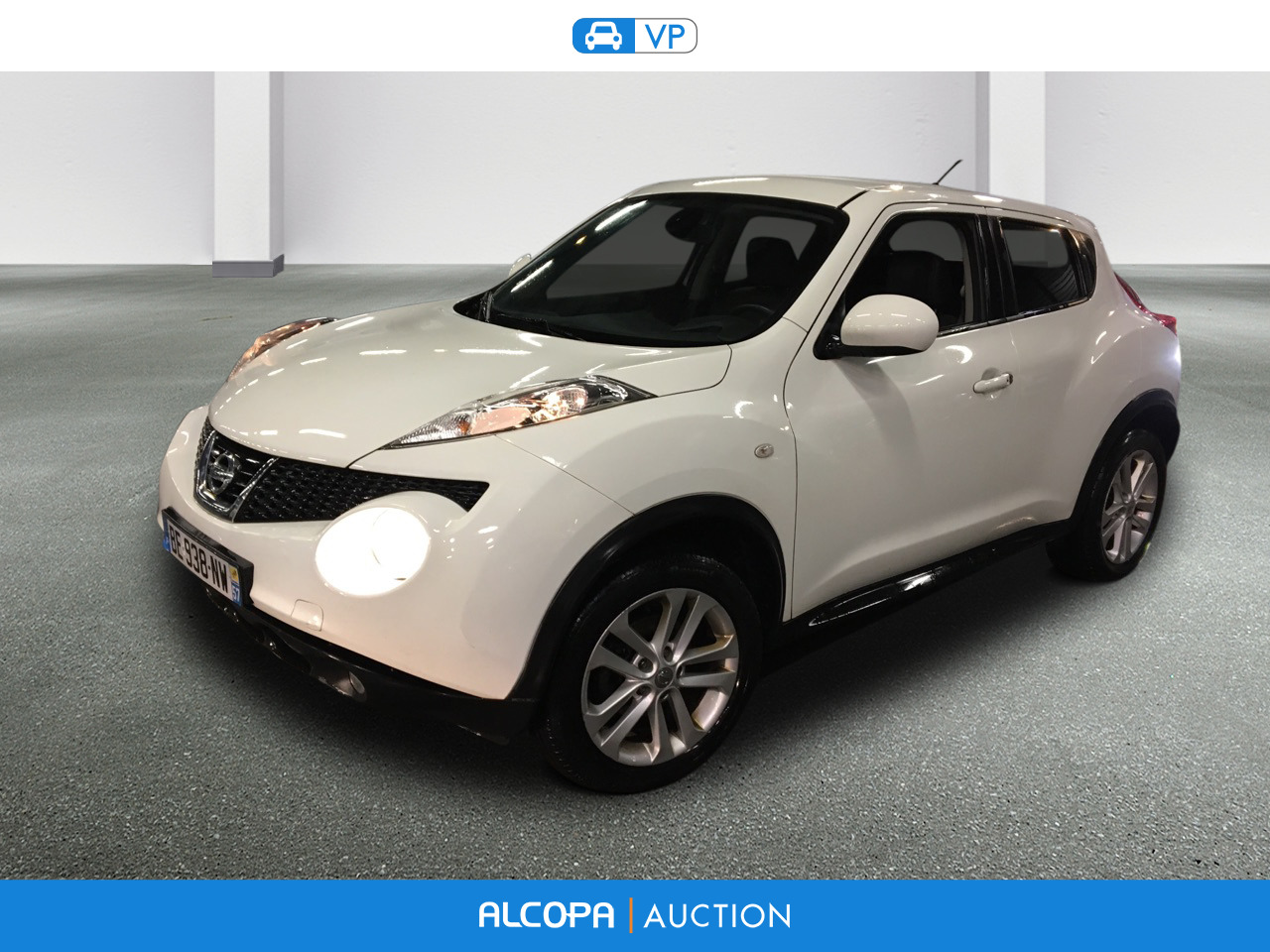 nissan juke juke 1 5 dci 110 fap tekna alcopa auction. Black Bedroom Furniture Sets. Home Design Ideas