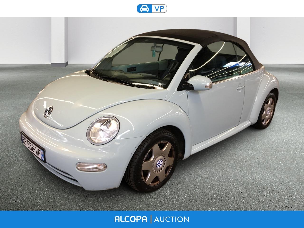 volkswagen new beetle cabriolet  03  2003-10  2005
