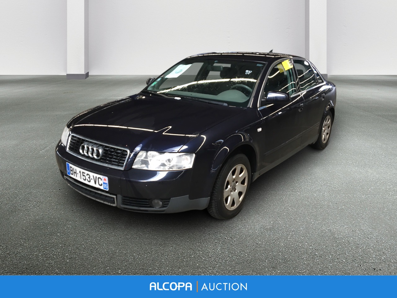 audi a4 a4 1 9 tdi 130 r f rence beauvais alcopa auction. Black Bedroom Furniture Sets. Home Design Ideas