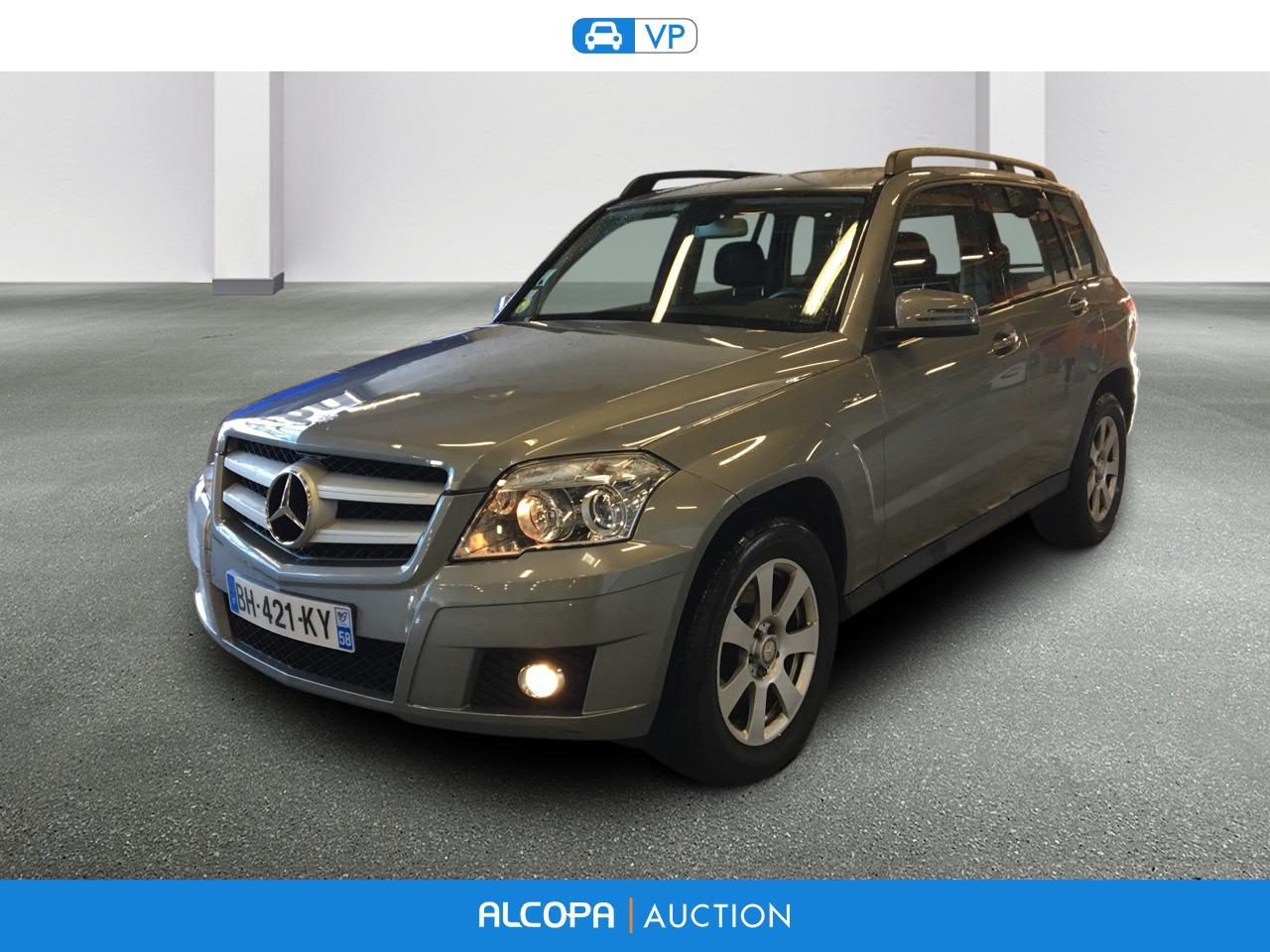 Mercedes Glk 200 Cdi Alcopa Auction