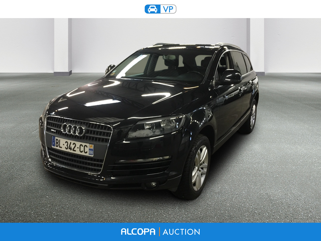 audi q7 01 2006 04 2009 q7 3 0 v6 tdi dpf quattro ambition luxe pack tiptronic a 7 pl. Black Bedroom Furniture Sets. Home Design Ideas