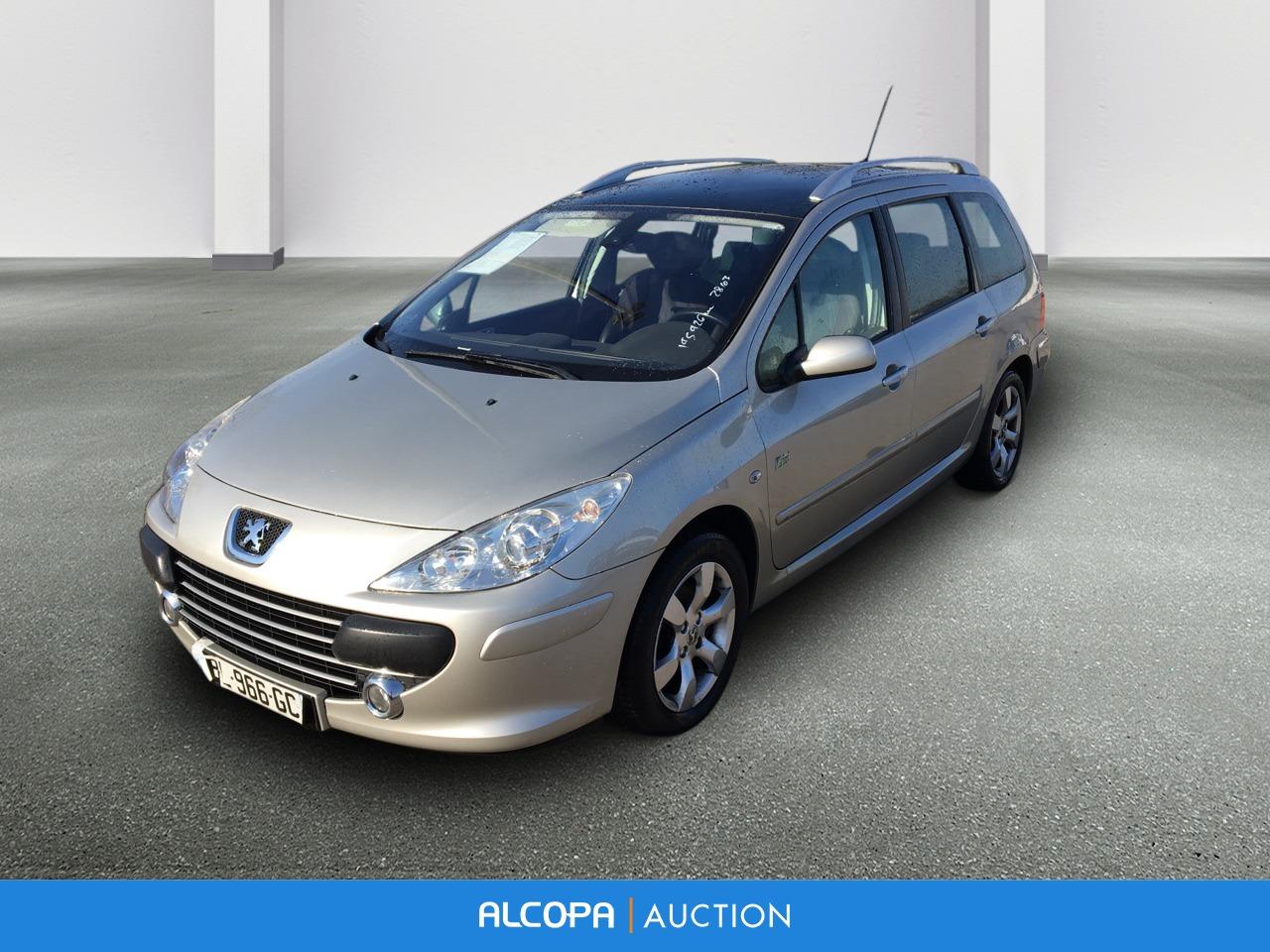 Peugeot 307 Sw 1 6 Hdi 110 : peugeot 307 sw 307 sw 1 6 hdi 16v 110 rwc fap alcopa auction ~ Aude.kayakingforconservation.com Haus und Dekorationen