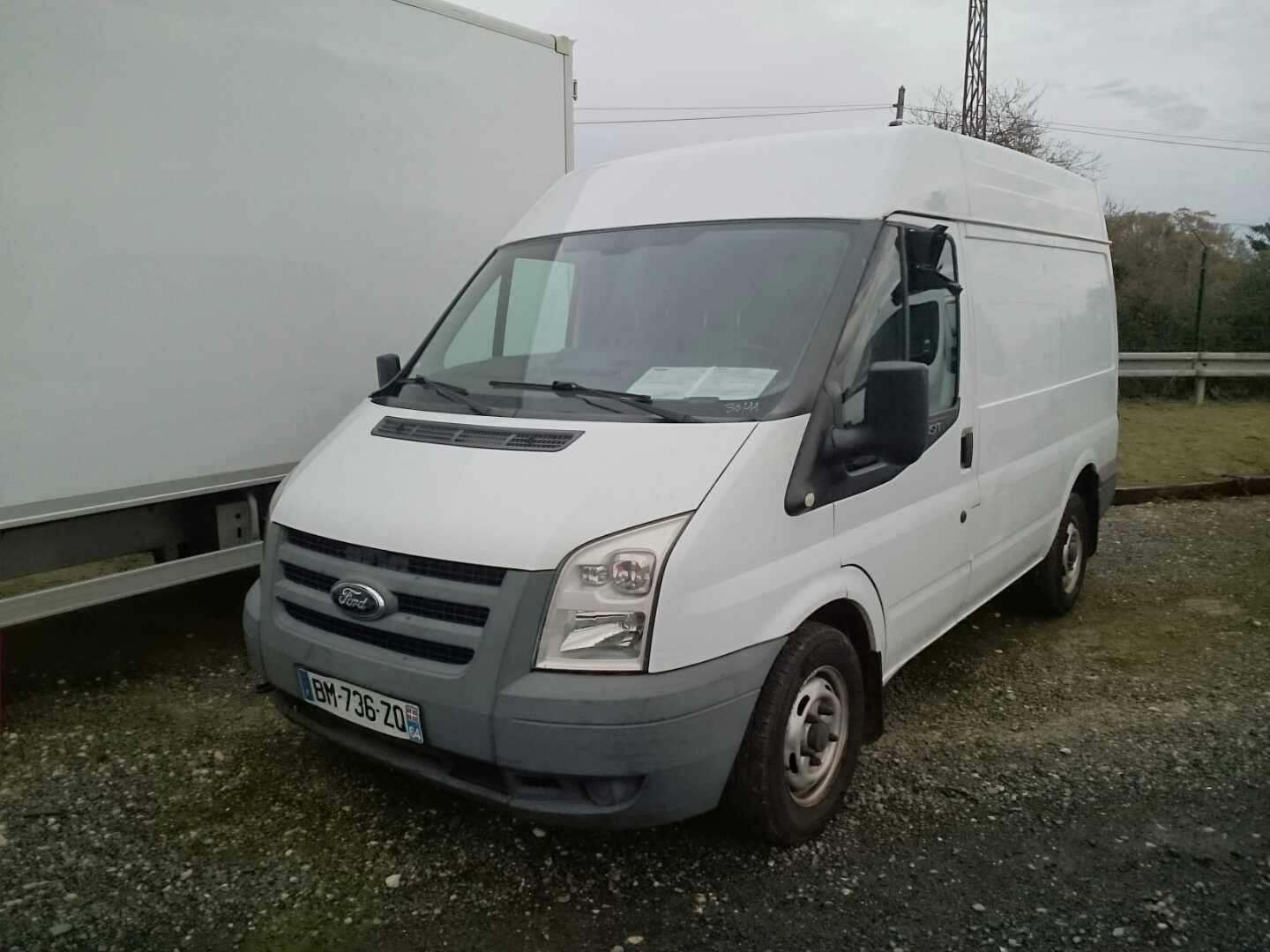 ford transit fourgon transit 280 c tdci 85 alcopa auction. Black Bedroom Furniture Sets. Home Design Ideas