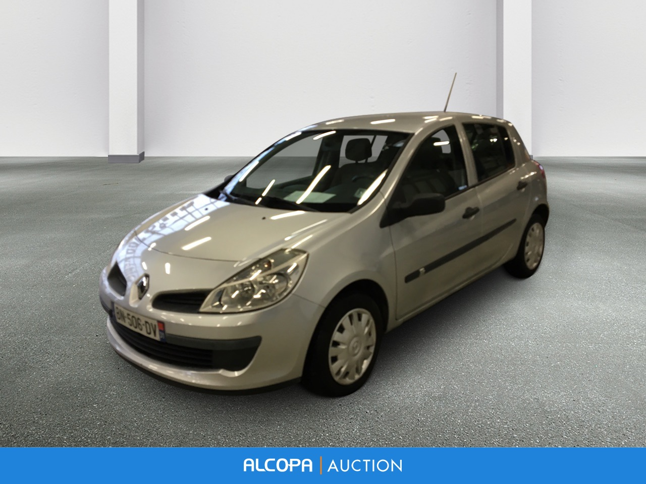 renault clio iii clio 1 5 dci 70 expression alcopa auction. Black Bedroom Furniture Sets. Home Design Ideas