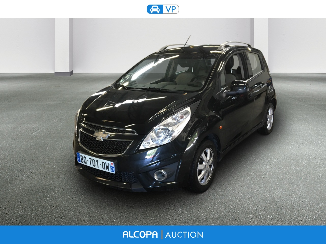 chevrolet spark - spark 1.0 16v - 68 ls | alcopa auction