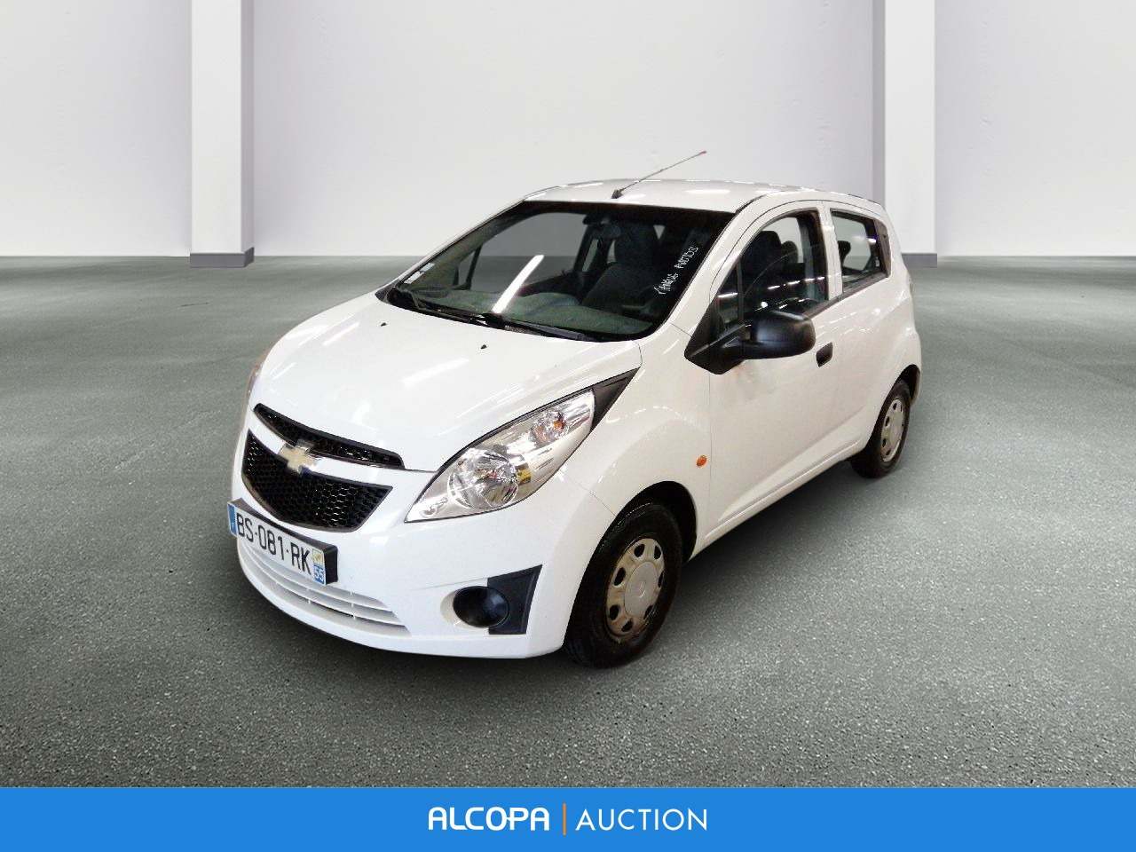 chevrolet spark - spark 1.0 16v - 68 ls - nancy | alcopa auction
