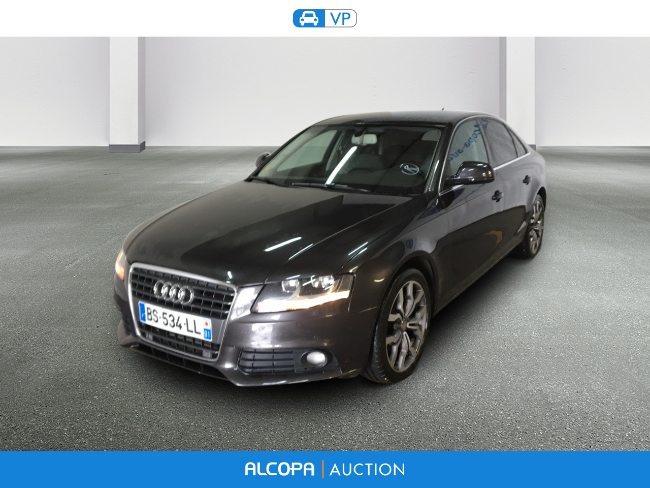 audi a4 a4 2 7 v6 tdi 190ch dpf ambition luxe multitronic tours alcopa auction. Black Bedroom Furniture Sets. Home Design Ideas