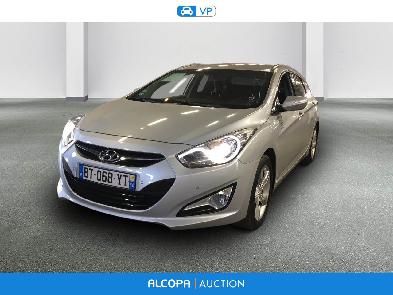 hyundai i40 sw i40 sw 1 7 crdi 136 pack premium alcopa auction. Black Bedroom Furniture Sets. Home Design Ideas