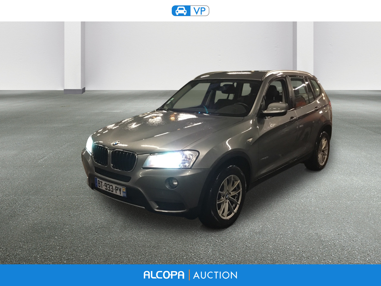 bmw x3 x3 xdrive20d 184ch confort nancy alcopa auction. Black Bedroom Furniture Sets. Home Design Ideas