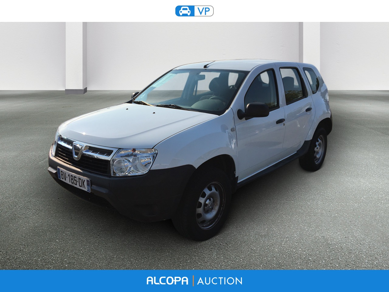 dacia duster duster 1 6 16v 105 bio thanol eco2 4x2 alcopa auction. Black Bedroom Furniture Sets. Home Design Ideas