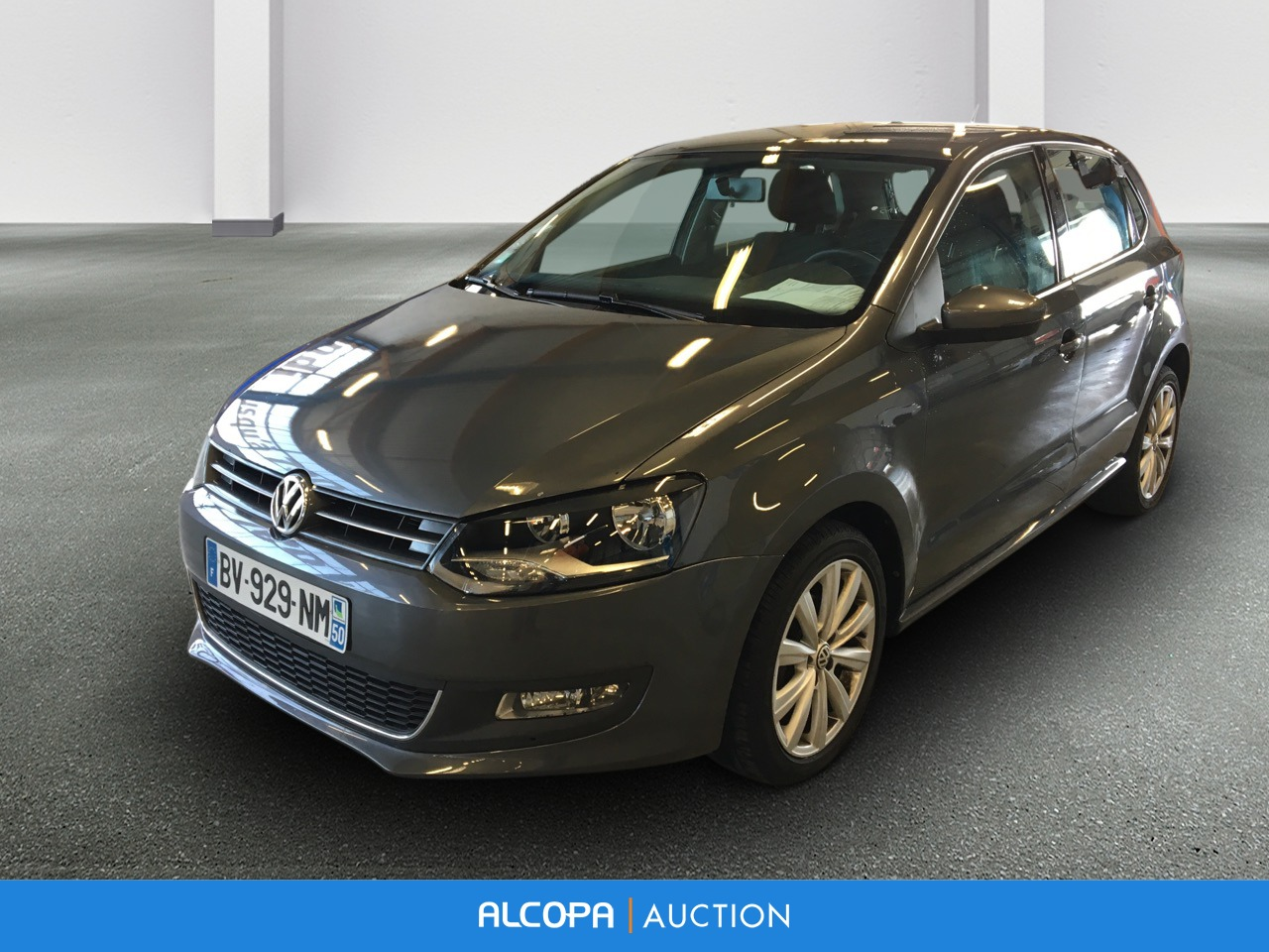 volkswagen polo polo 1 6 tdi 90 cr fap bluemotion technology confortline alcopa auction. Black Bedroom Furniture Sets. Home Design Ideas