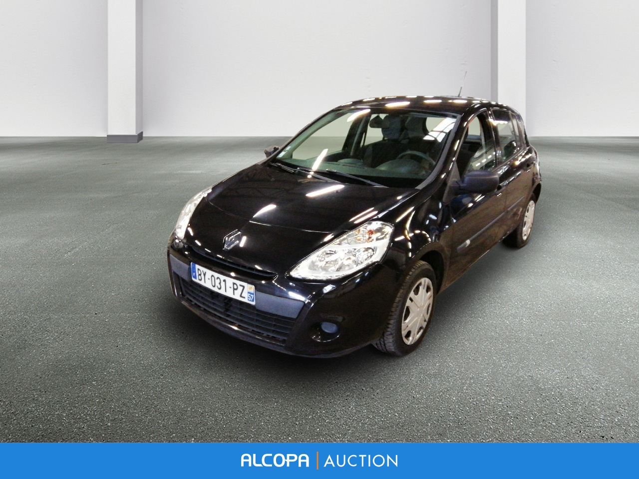 renault clio iii clio iii 1 2 16v 75 pack clim nancy alcopa auction. Black Bedroom Furniture Sets. Home Design Ideas