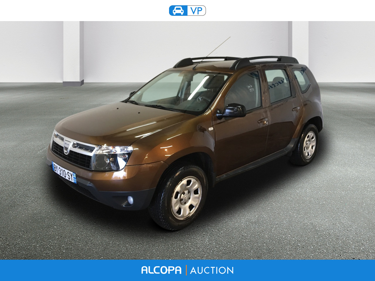 dacia duster duster 1 5 dci 110ch fap laureate 4x4 tours alcopa auction. Black Bedroom Furniture Sets. Home Design Ideas