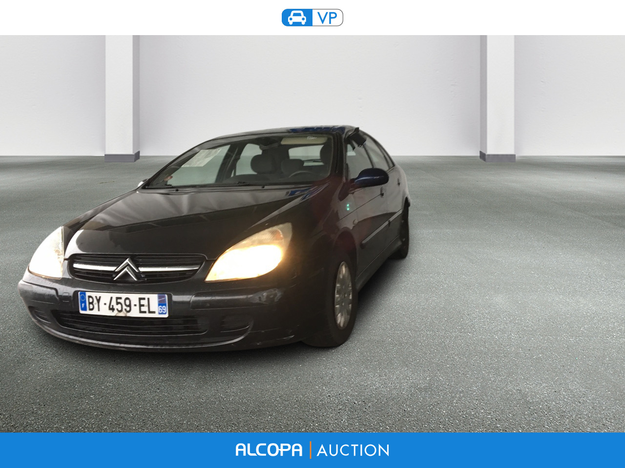 citroen c5 2 0 hdi 110 pack luxe alcopa auction. Black Bedroom Furniture Sets. Home Design Ideas