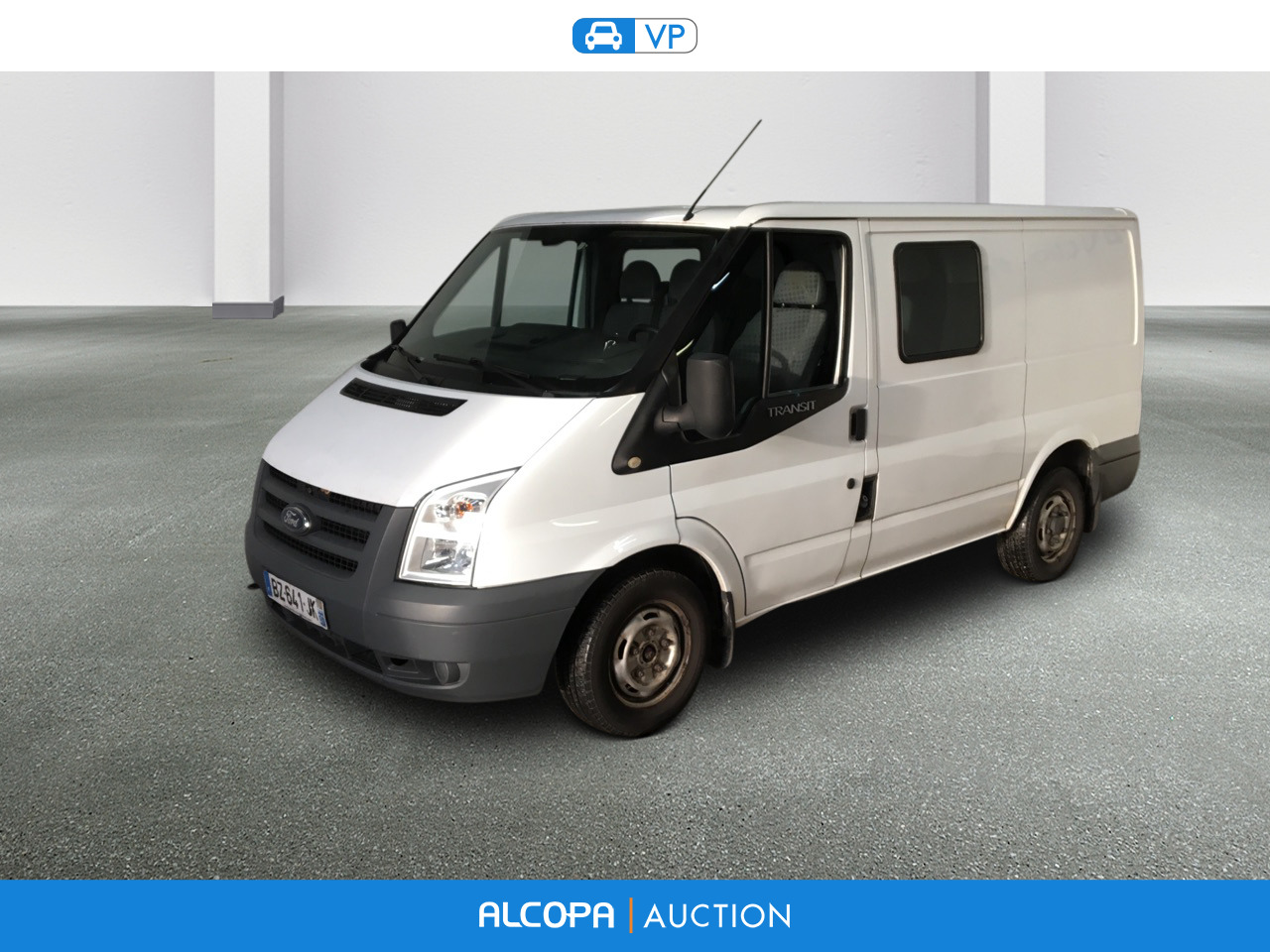 ford transit transit 2 2 tdci alcopa auction. Black Bedroom Furniture Sets. Home Design Ideas