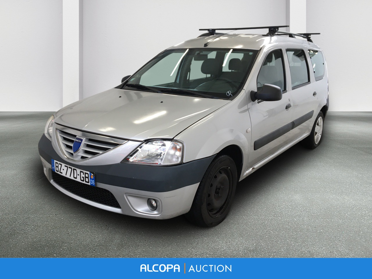 dacia logan mcv logan mcv 1 5 dci 70 7 places laureate alcopa auction