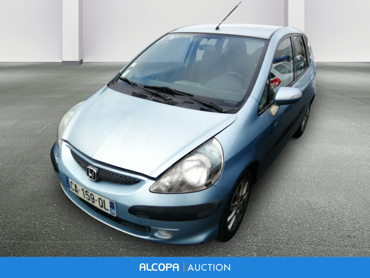 Honda Jazz Jazz 14 Graphite Alcopa Auction