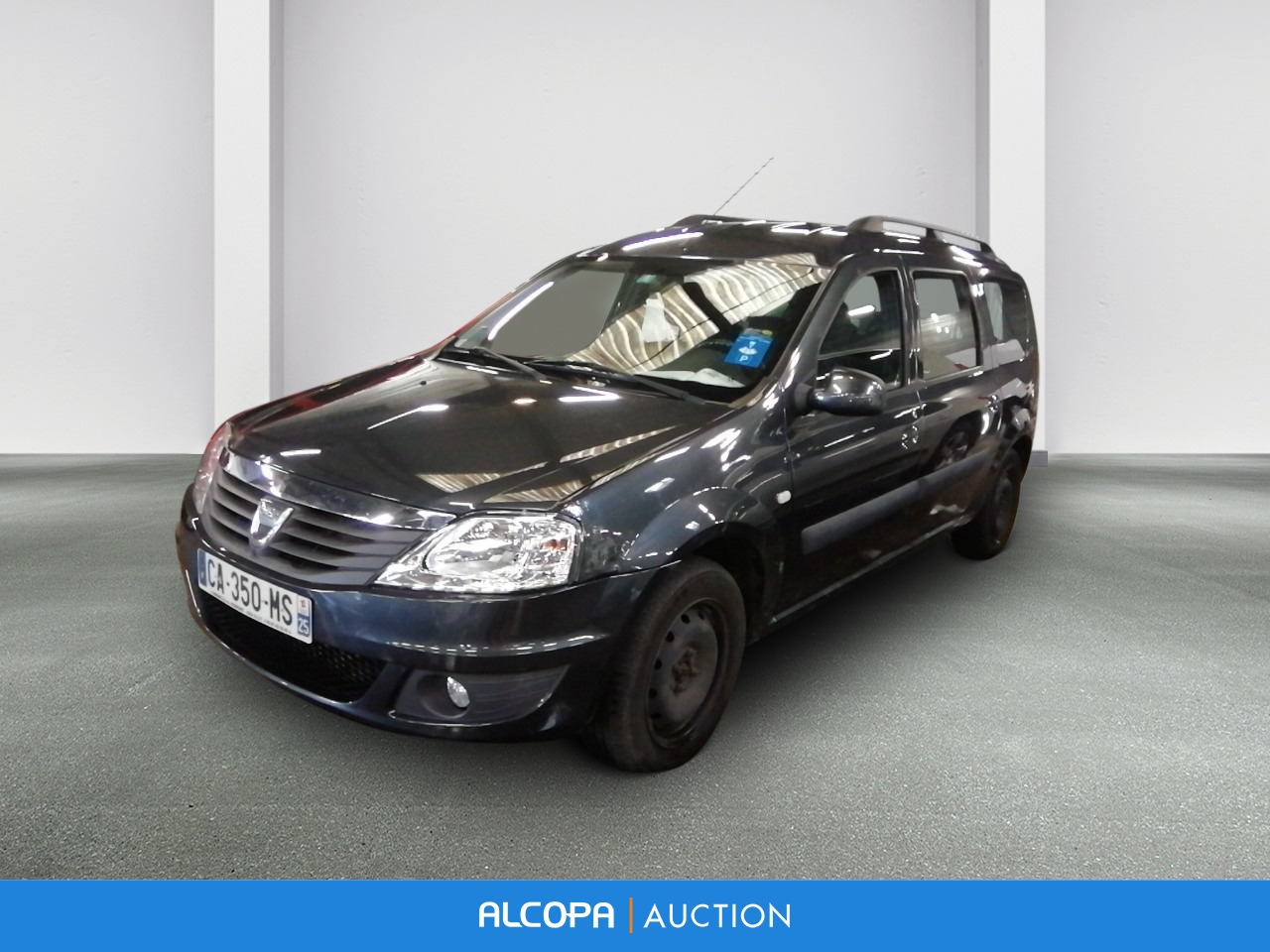 dacia logan mcv logan mcv dci 90 eco2 7 places black line 2 euro 5 nancy alcopa auction