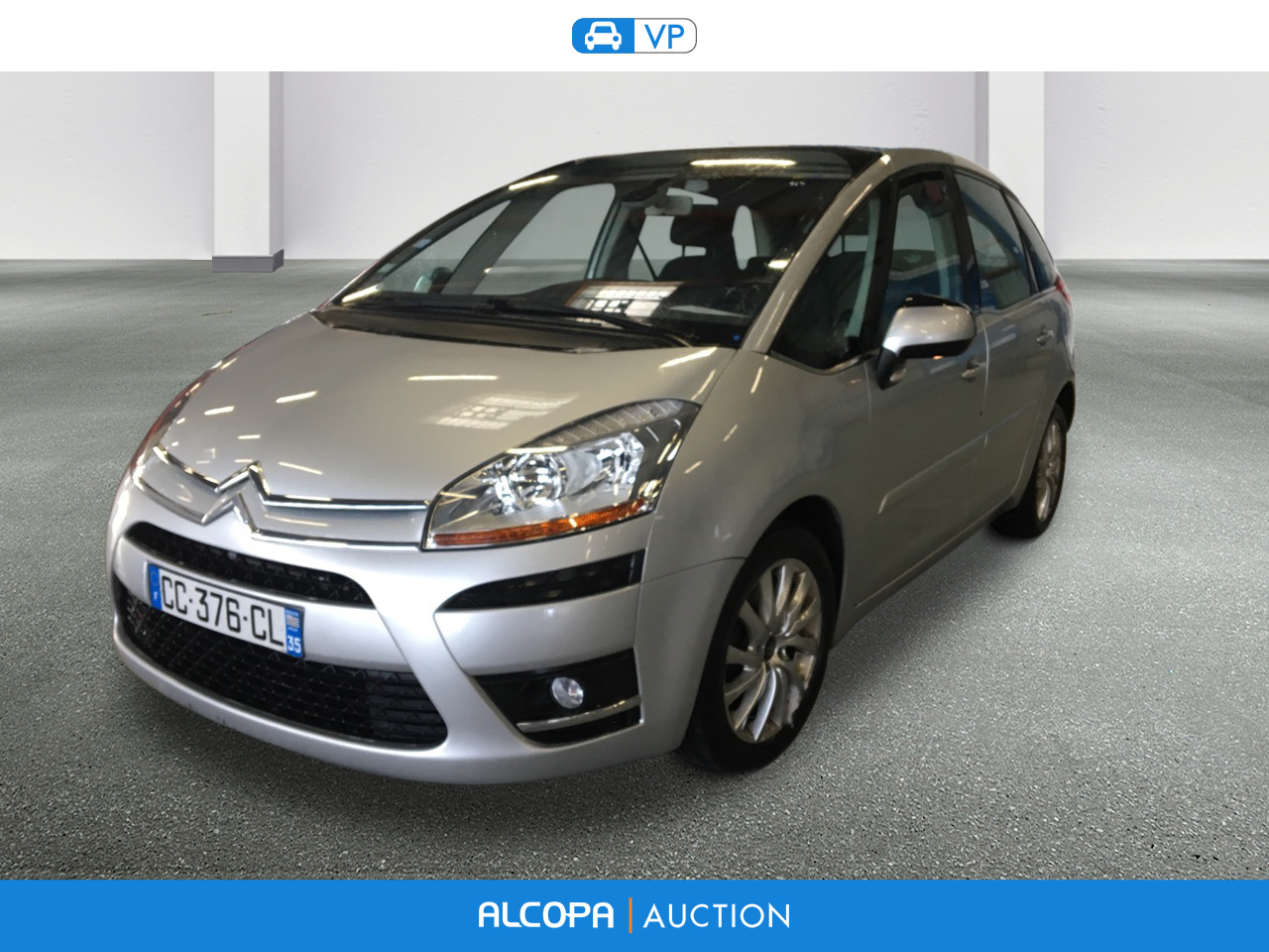 citroen c4 c4 picasso 1 6 hdi110 pack dynamique fap alcopa auction. Black Bedroom Furniture Sets. Home Design Ideas
