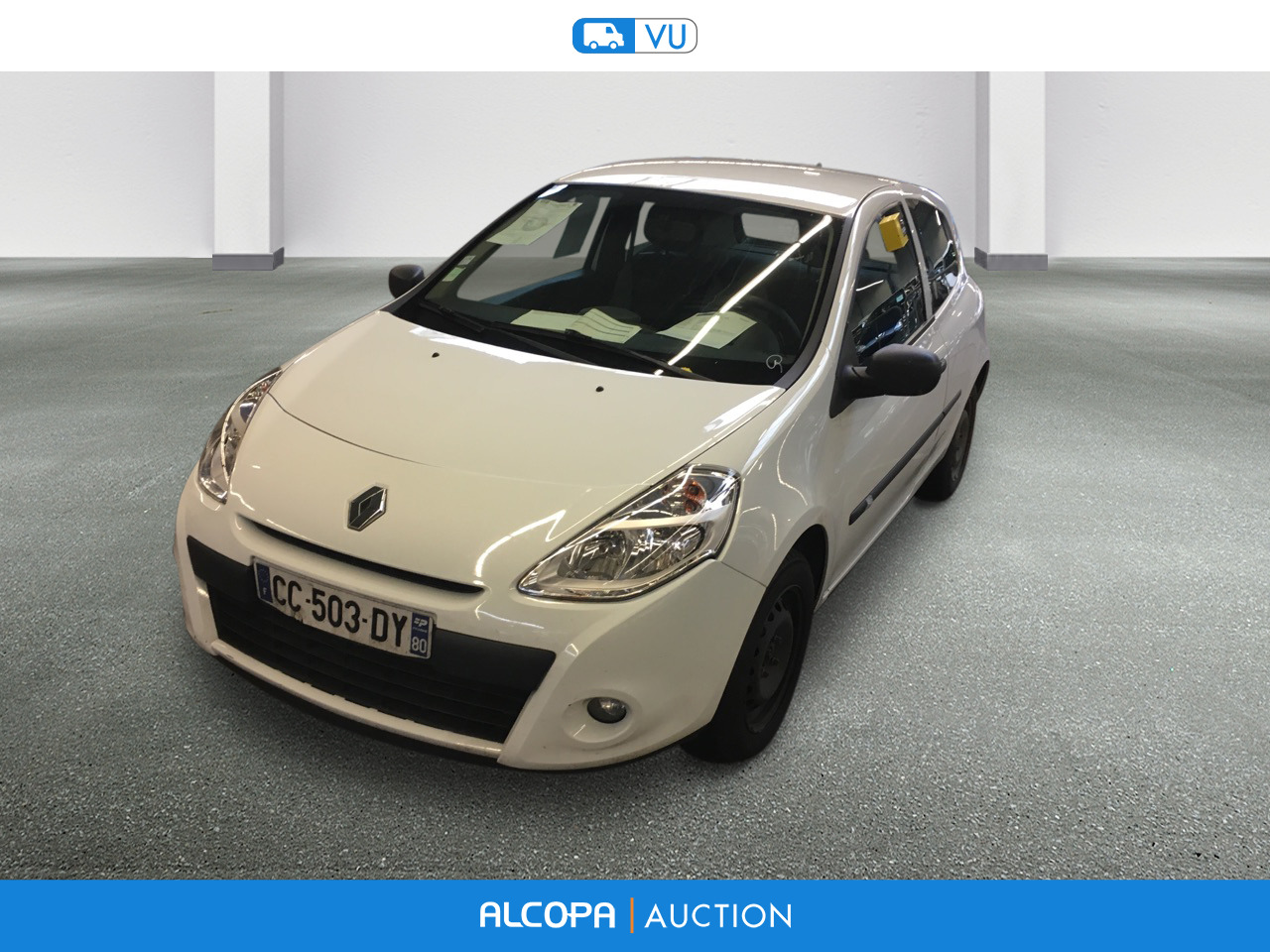 renault clio clio ste 1 5 dci 75 eco air beauvais alcopa auction. Black Bedroom Furniture Sets. Home Design Ideas
