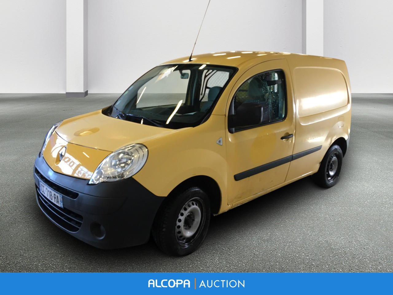 renault kangoo express kangoo express l1 1 5 dci 75 eco2 confort rennes alcopa auction. Black Bedroom Furniture Sets. Home Design Ideas