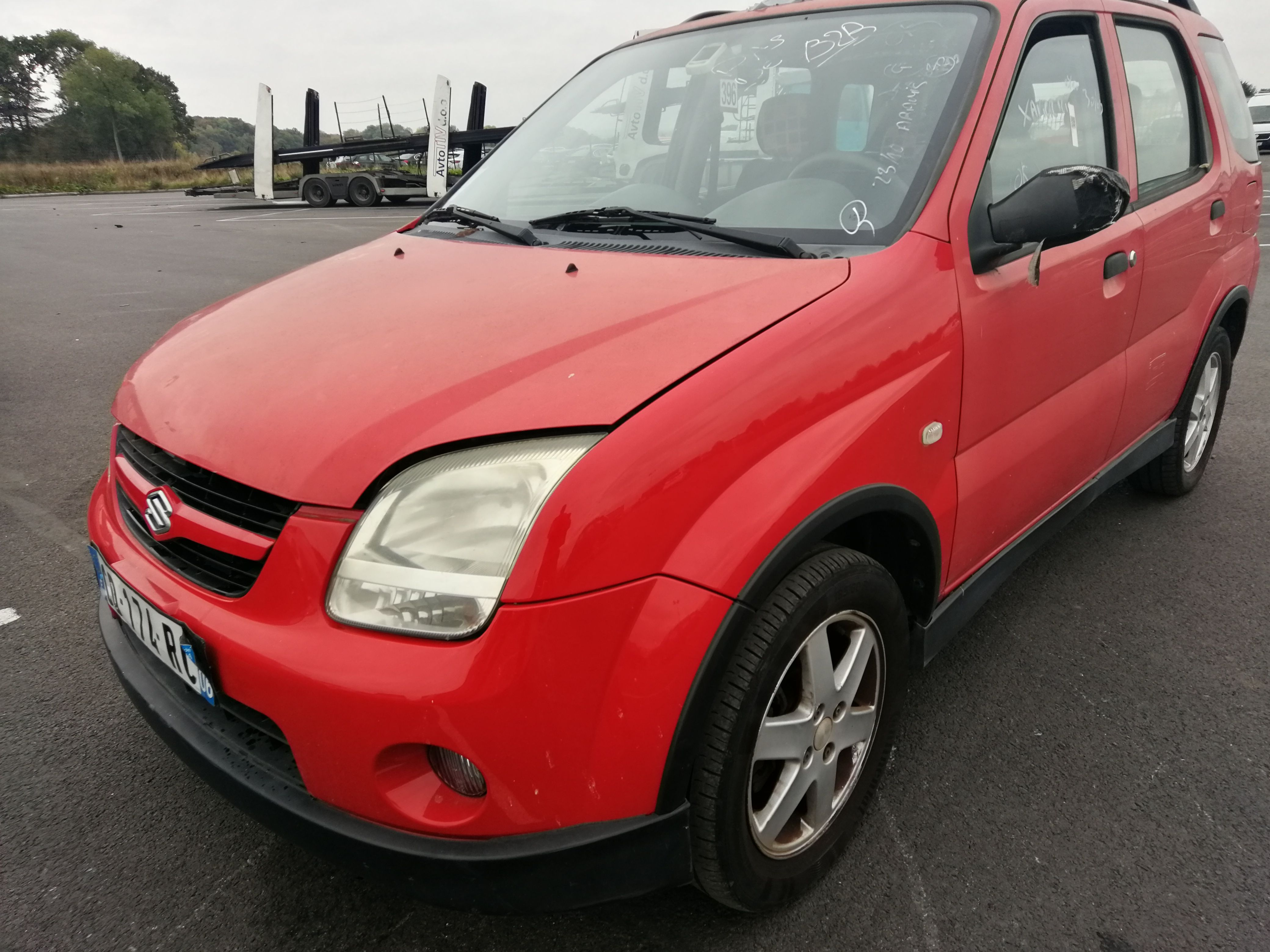 suzuki ignis ignis 1 3i vvt gl beauvais alcopa auction. Black Bedroom Furniture Sets. Home Design Ideas