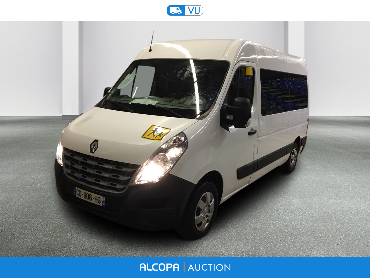 renault master master fg f3500 l2h2 dci 100 cabine approfondie confort beauvais alcopa auction. Black Bedroom Furniture Sets. Home Design Ideas