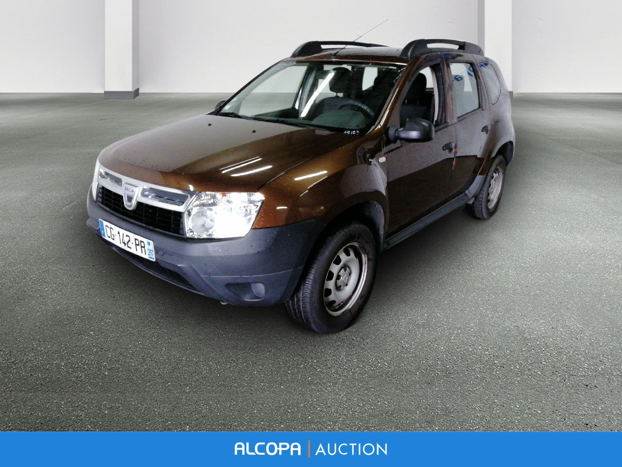 dacia duster duster 1 5 dci 110 4x2 ambiance tours alcopa auction. Black Bedroom Furniture Sets. Home Design Ideas