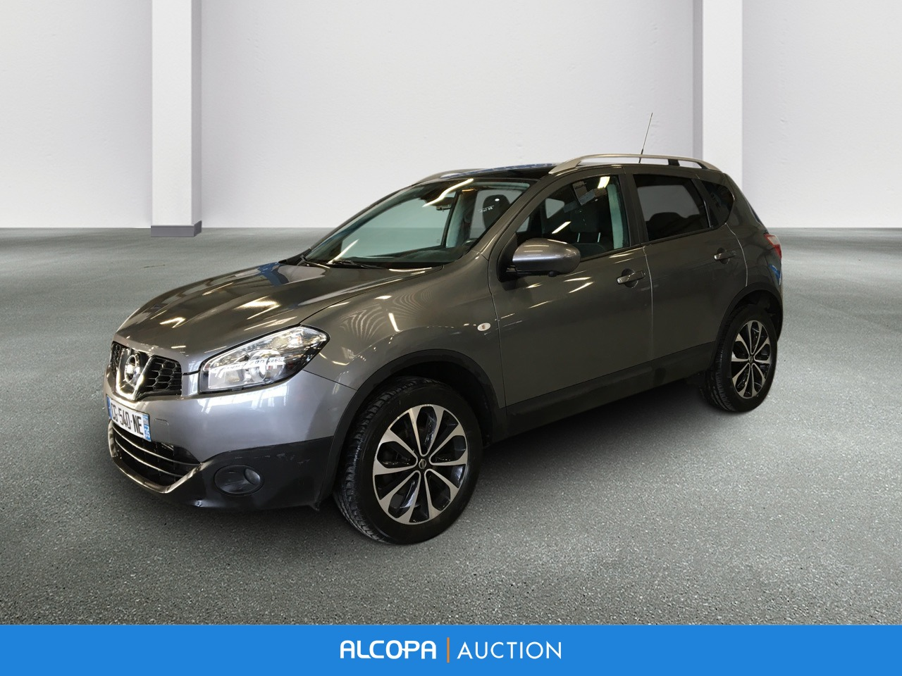 nissan qashqai qashqai 1 5 dci 110 fap connect edition alcopa auction. Black Bedroom Furniture Sets. Home Design Ideas