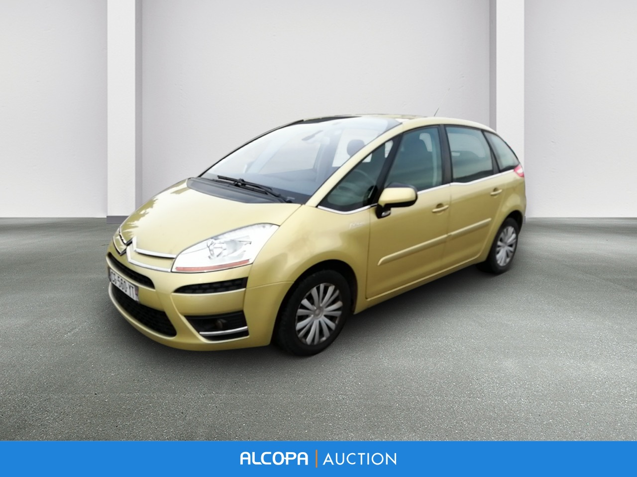 citroen c4 picasso c4 picasso leader 1 6 hdi 110 fap airdream pack ambiance bmp6 marseille