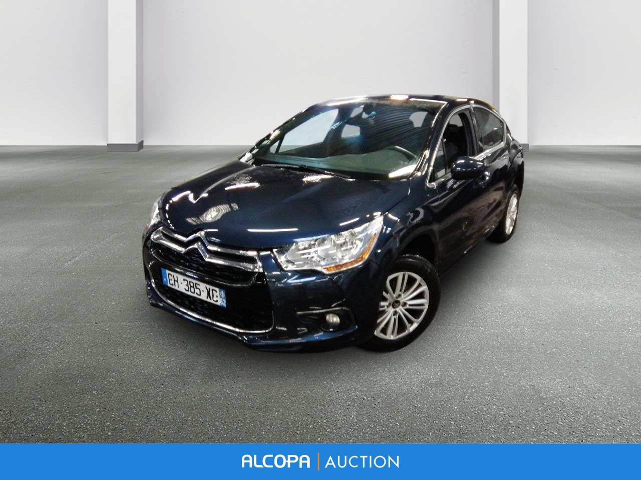DS DS4 - DS4 E-HDI 110 AIRDREAM CHIC BMP6 - Nancy | Alcopa