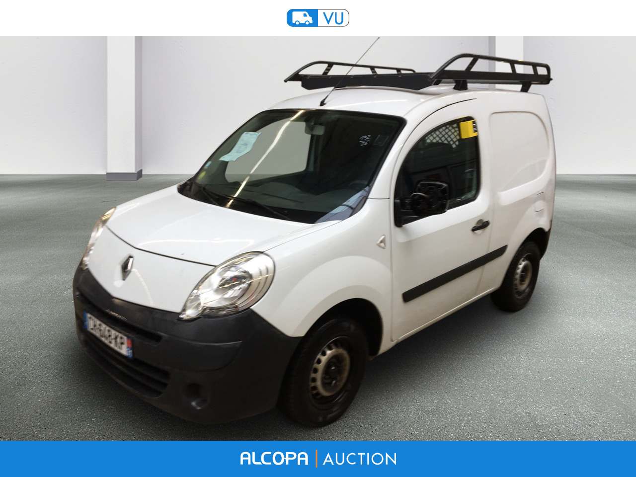 renault kangoo express 01 2013 kangoo express compact 1 5 dci 75 generique alcopa auction. Black Bedroom Furniture Sets. Home Design Ideas