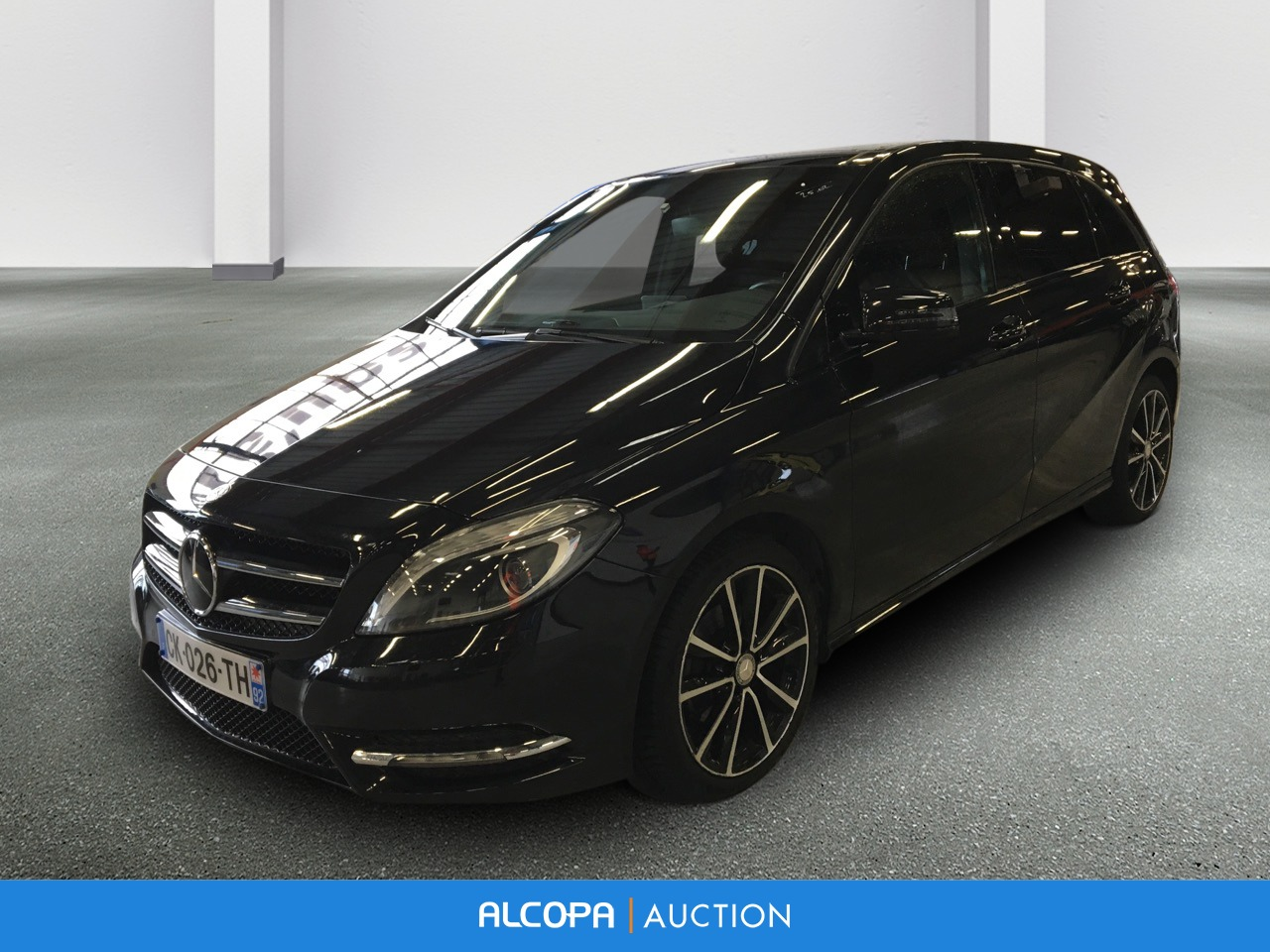 mercedes benz classe b classe b 200 cdi blueefficiency fascination alcopa auction. Black Bedroom Furniture Sets. Home Design Ideas