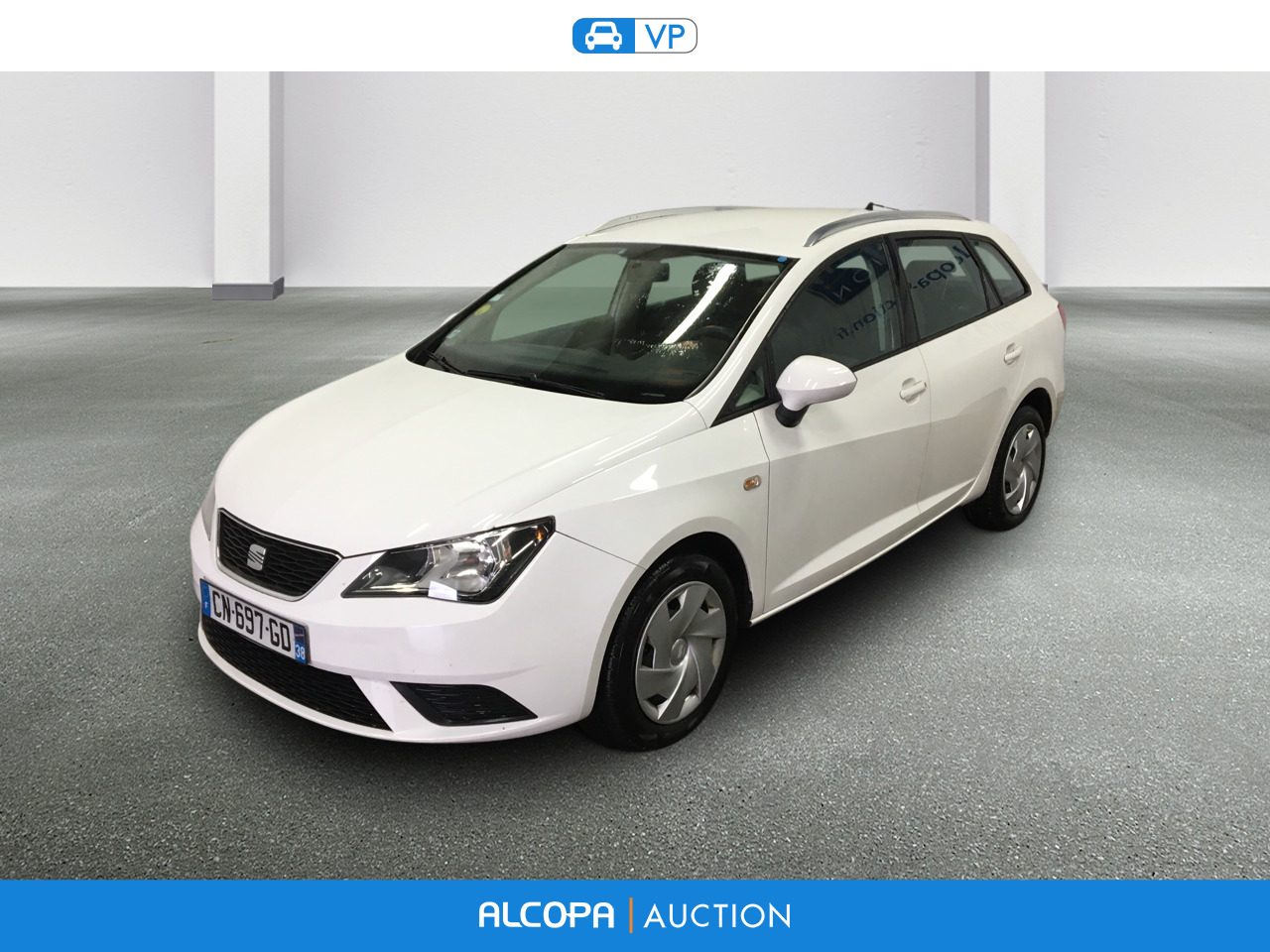 seat ibiza st 02 2012 05 2015 ibiza st break 1 6 tdi. Black Bedroom Furniture Sets. Home Design Ideas