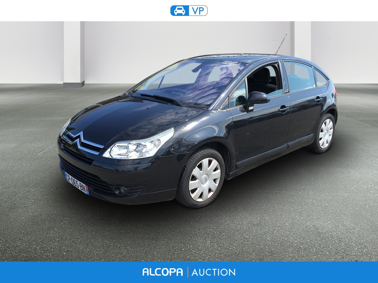 citroen c4 c4 hdi 92 virgin mega alcopa auction. Black Bedroom Furniture Sets. Home Design Ideas