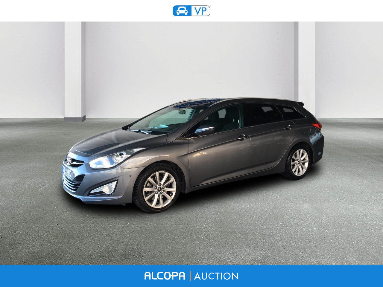 hyundai i40 i40 sw 1 7 crdi 136 pack premium bv6 lyon alcopa auction. Black Bedroom Furniture Sets. Home Design Ideas