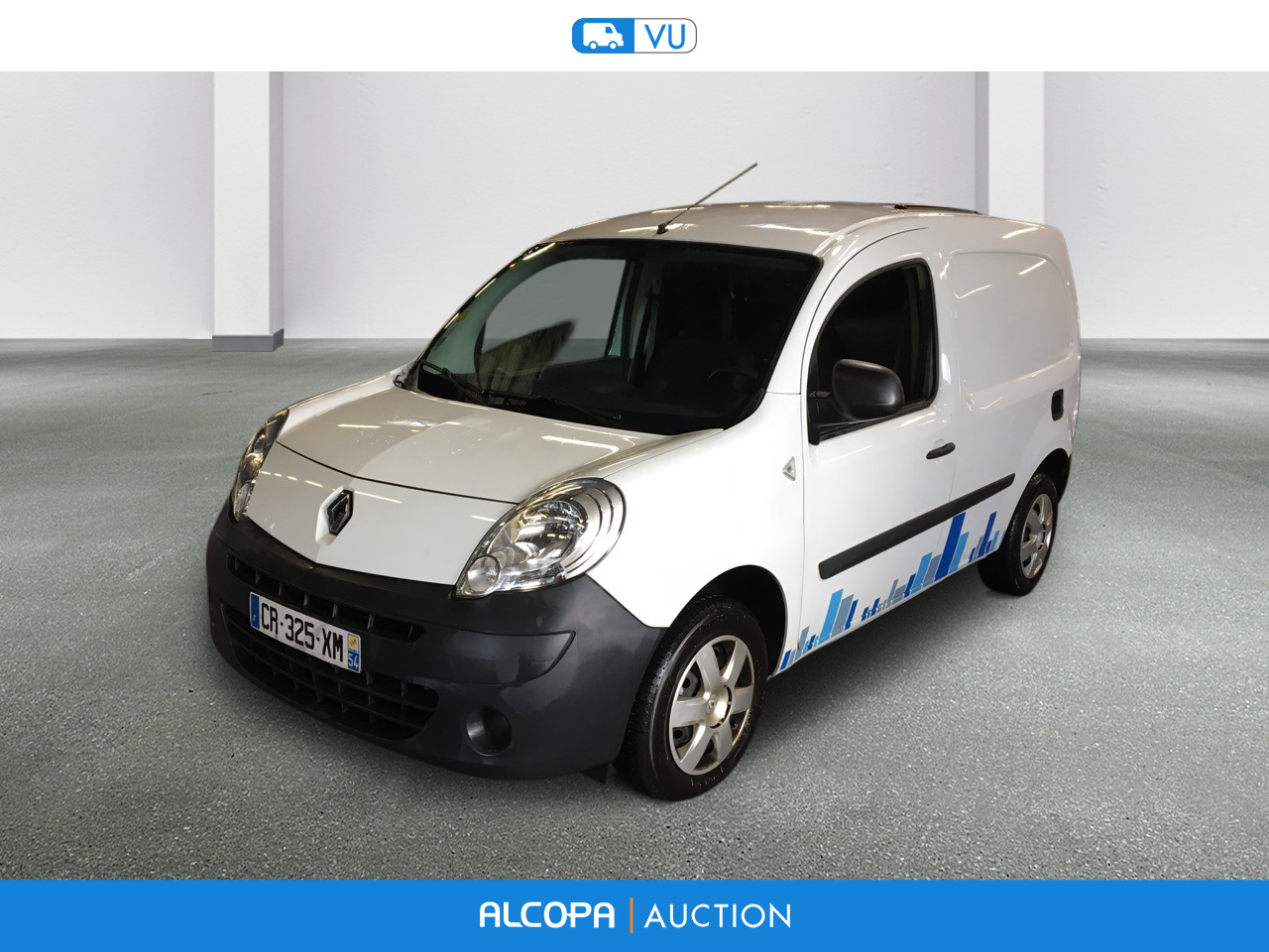 renault kangoo kangoo express confort dci75 alcopa auction. Black Bedroom Furniture Sets. Home Design Ideas