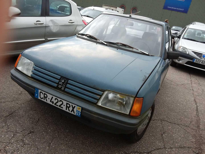 peugeot 205 (1983—1999)