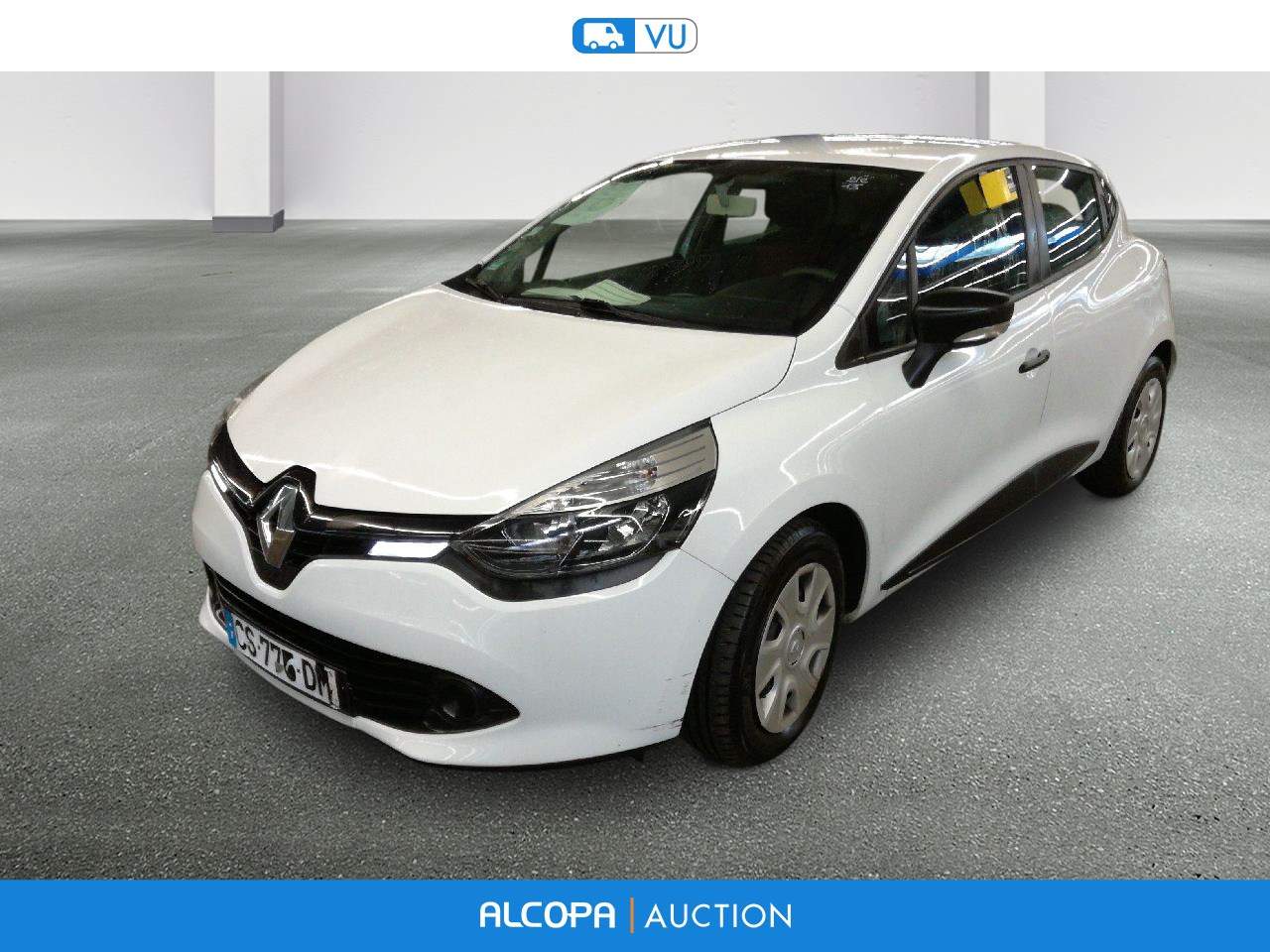 renault clio clio ste 1 5 dci 75 eco air alcopa auction. Black Bedroom Furniture Sets. Home Design Ideas