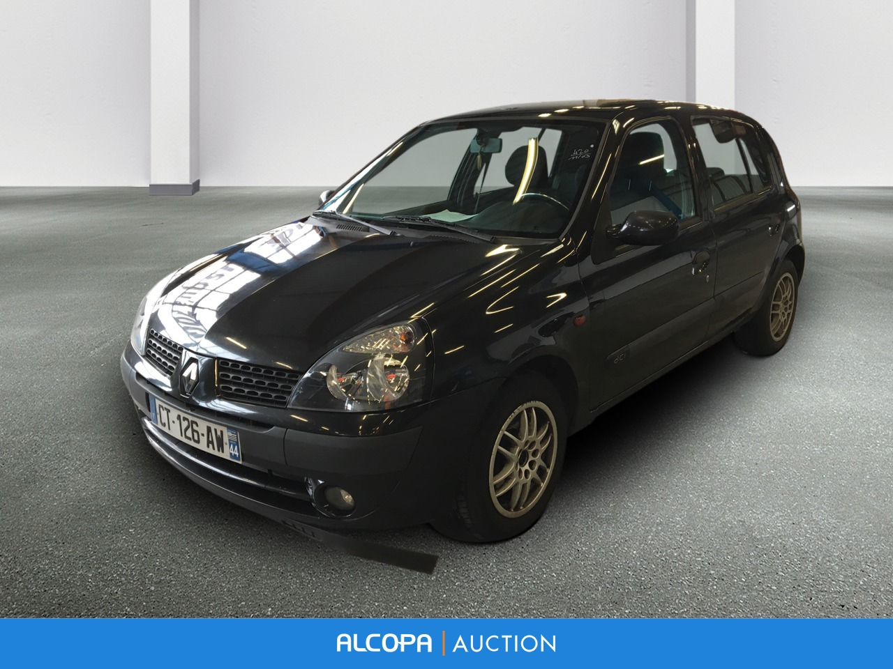 renault clio clio 1 5 dci 65 expression rennes alcopa auction. Black Bedroom Furniture Sets. Home Design Ideas
