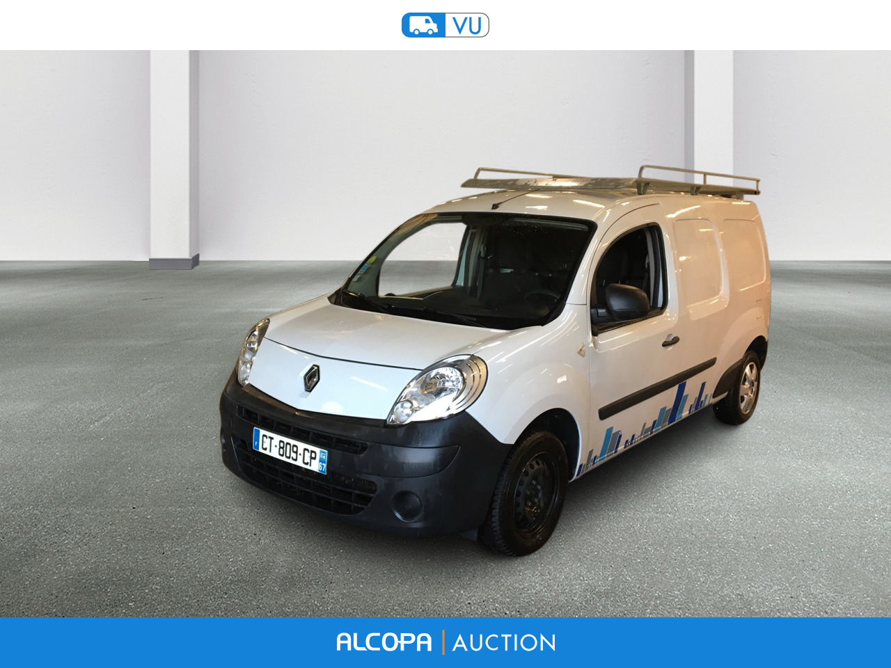 renault kangoo kangoo express maxi confort dci90 nancy alcopa auction. Black Bedroom Furniture Sets. Home Design Ideas