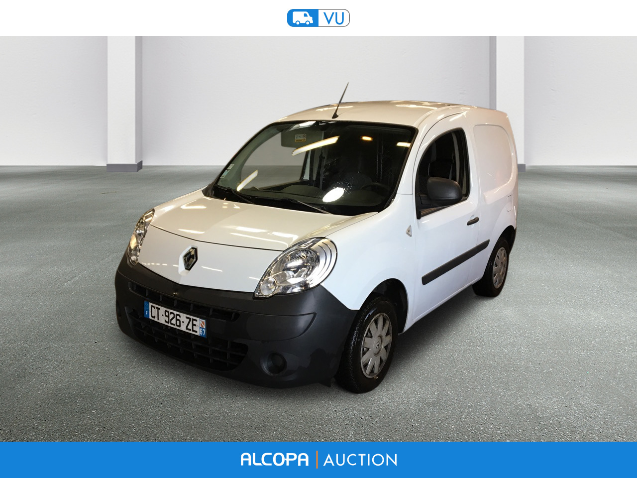 renault kangoo kangoo express compact extra dci90 alcopa auction. Black Bedroom Furniture Sets. Home Design Ideas