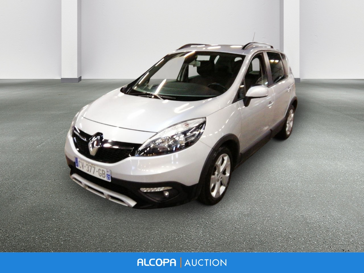 renault scenic xmod business scenic xmod dci 110 energy eco2 business nancy alcopa auction. Black Bedroom Furniture Sets. Home Design Ideas
