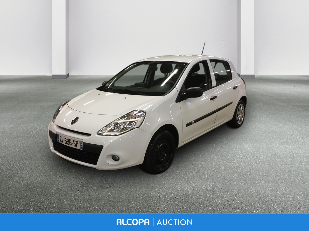 renault clio iii business clio iii dci 75 eco2 business alcopa auction. Black Bedroom Furniture Sets. Home Design Ideas