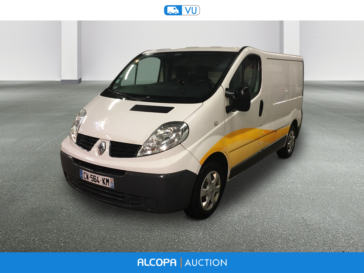 renault trafic trafic fg l1h1 1000kg dci 90 grand confort nancy alcopa auction. Black Bedroom Furniture Sets. Home Design Ideas