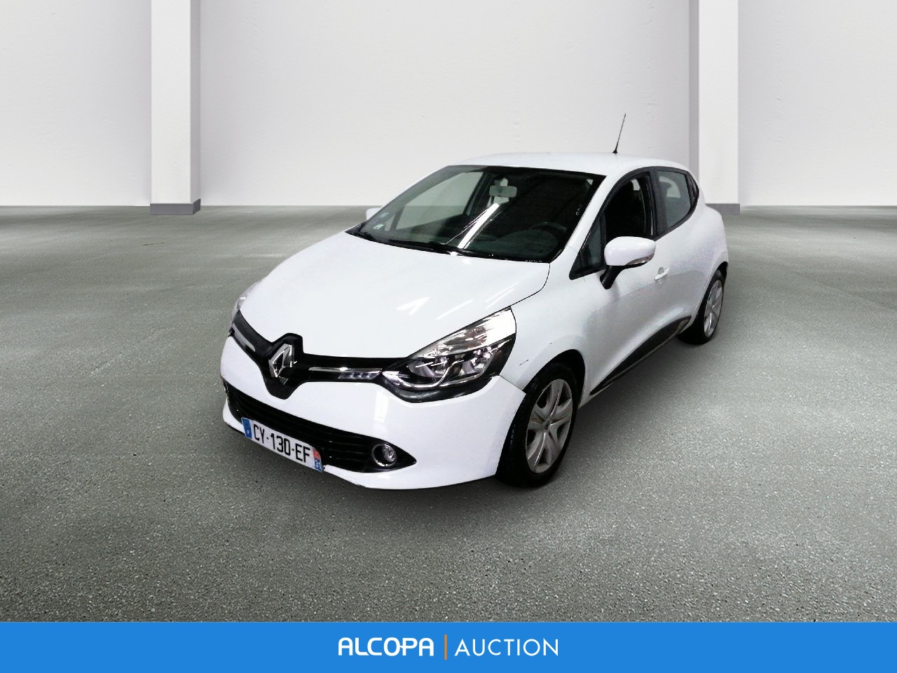 renault clio iv clio iv tce 90 energy eco2 zen tours alcopa auction. Black Bedroom Furniture Sets. Home Design Ideas