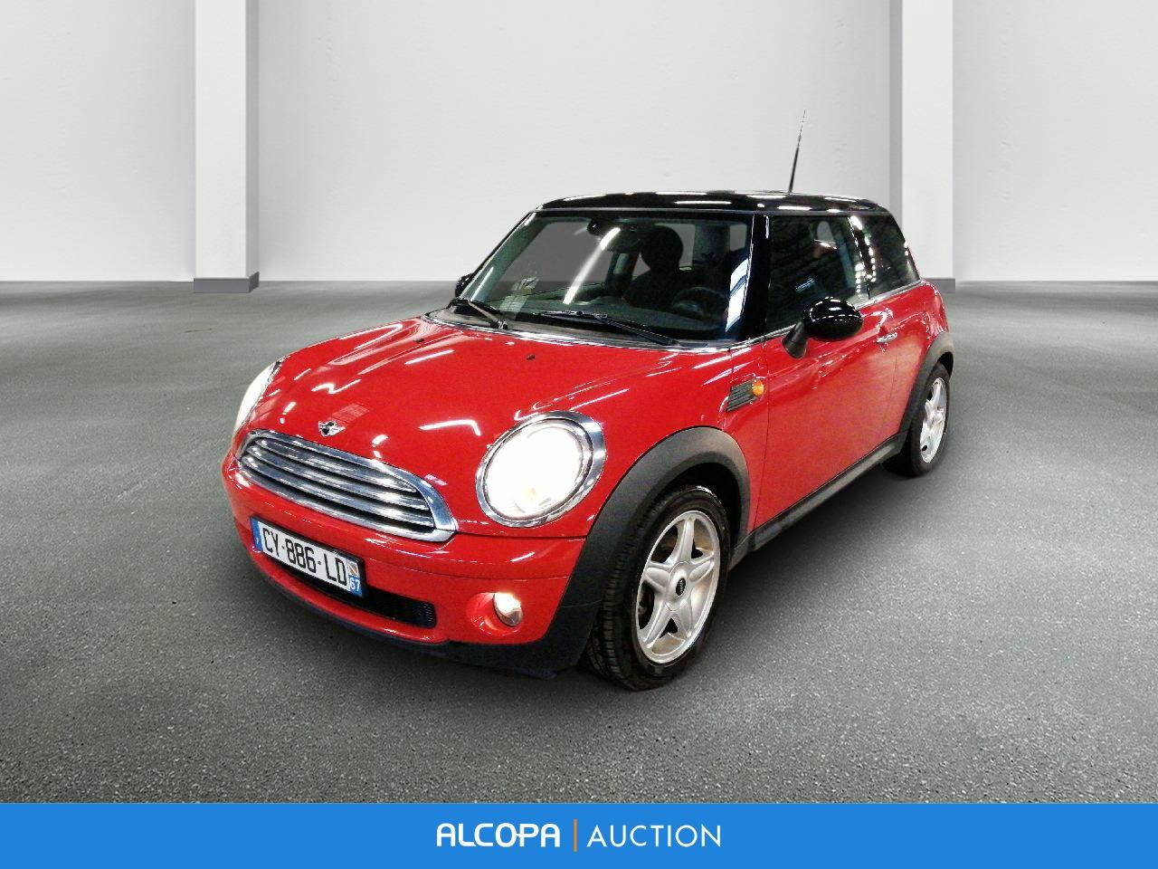 Mini Mini R56 Mini 16i 120 Cooper Alcopa Auction