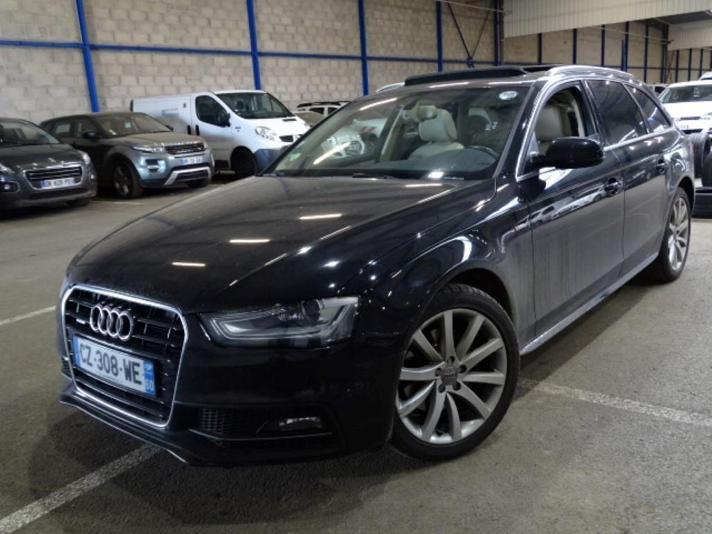 Audi A4 Avant 102011 092015 A4 Avant V6 30 Tdi 245 Quattro