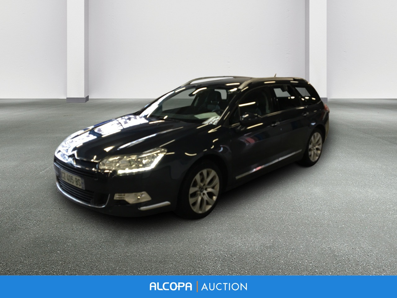 citroen c5 tourer c5 tourer hdi 160 fap exclusive alcopa auction. Black Bedroom Furniture Sets. Home Design Ideas